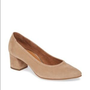 Paul Green Tammy Suede Pump-8.5